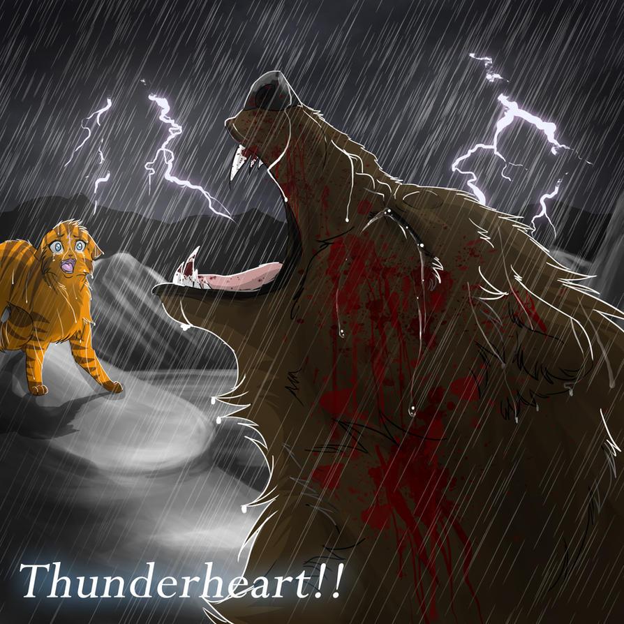Deviantart Drawings: Thunderheart! By RiverSpirit456 On DeviantArt