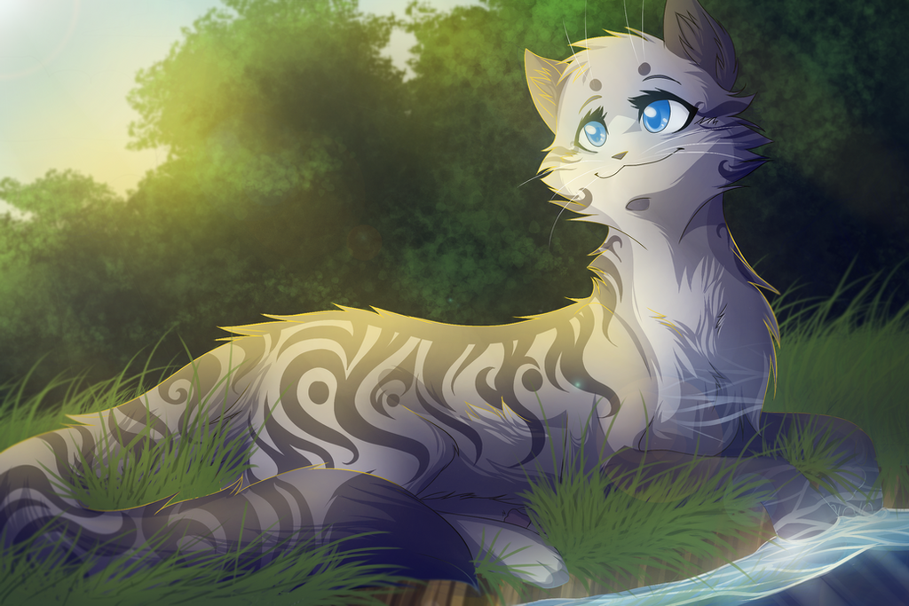 Silver Frost Warrior Cats
