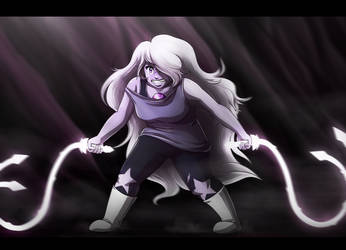 Amethyst by RiverSpirit456