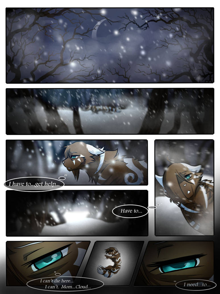 SR Comic: Pg1 *Redone*