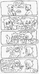 Little Comic: No Control by RiverSpirit456