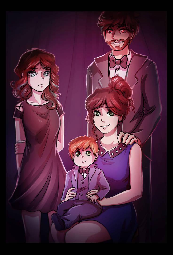 Family Portrait by RiverSpirit456