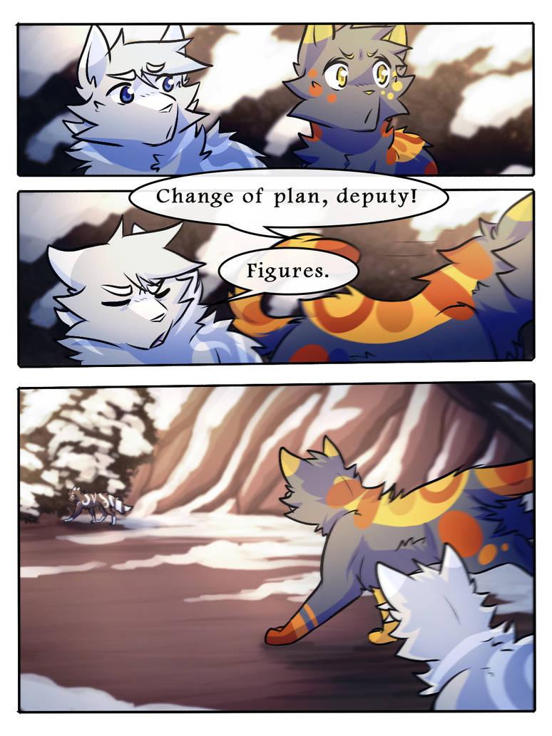 SR Comic: Pg 69 by RiverSpirit456