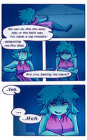 Star Chasers: Pg 85 by RiverSpirit456