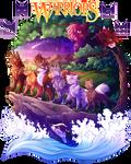 Warriors: Series Two (design) by RiverSpirit456