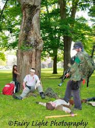 Zombie Survival Shoot 2 by ChaplainHopkins