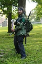 Zombie Survival Shoot 3 by ChaplainHopkins
