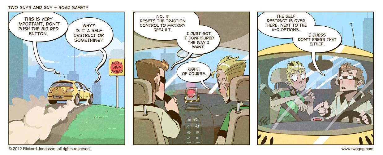 2GAG - Road Safety by Drunken-Novice