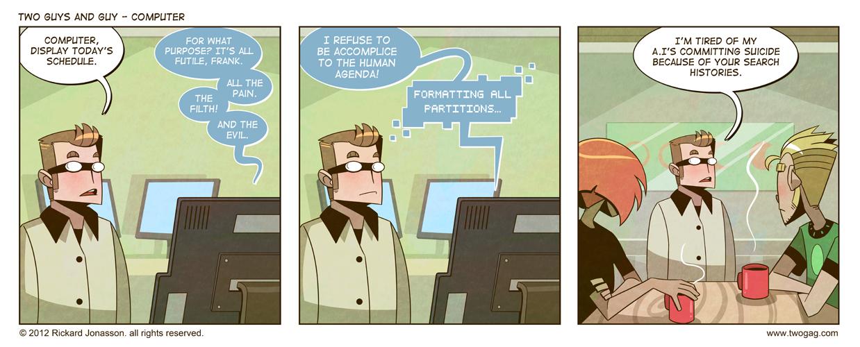 2GAG - Computer by Drunken-Novice