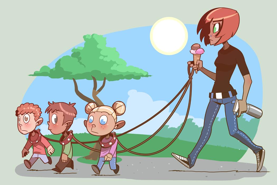 the babysitter 2012