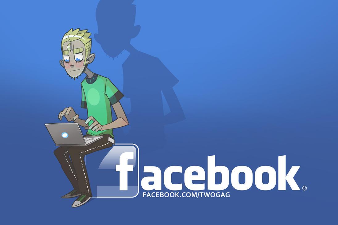 Shameless Self Promotion - Facebook by Drunken-Novice