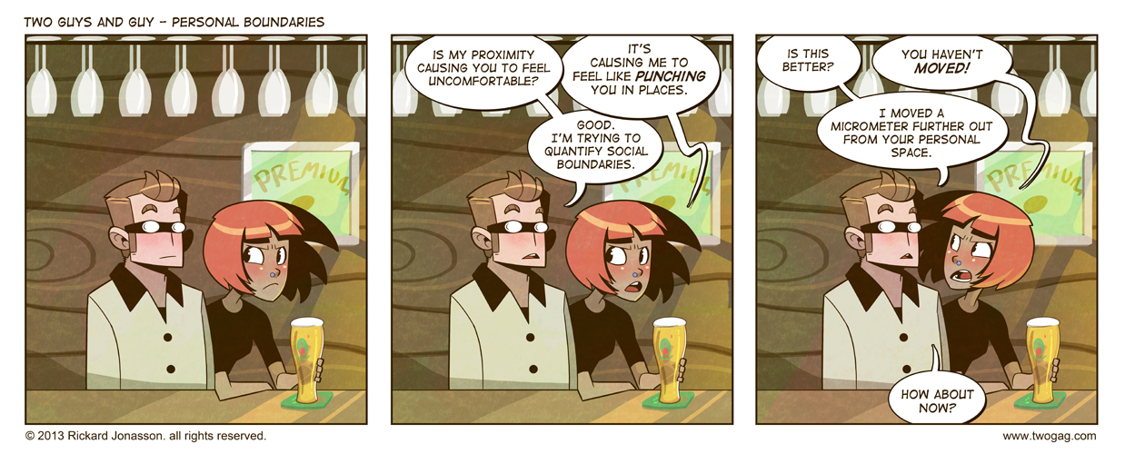 2GAG Personal Boundaries by Drunken-Novice