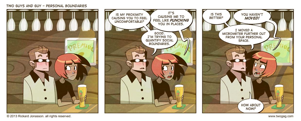 2GAG Personal Boundaries by Drunken-Novice
