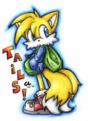 Tails lalala... by caninelove