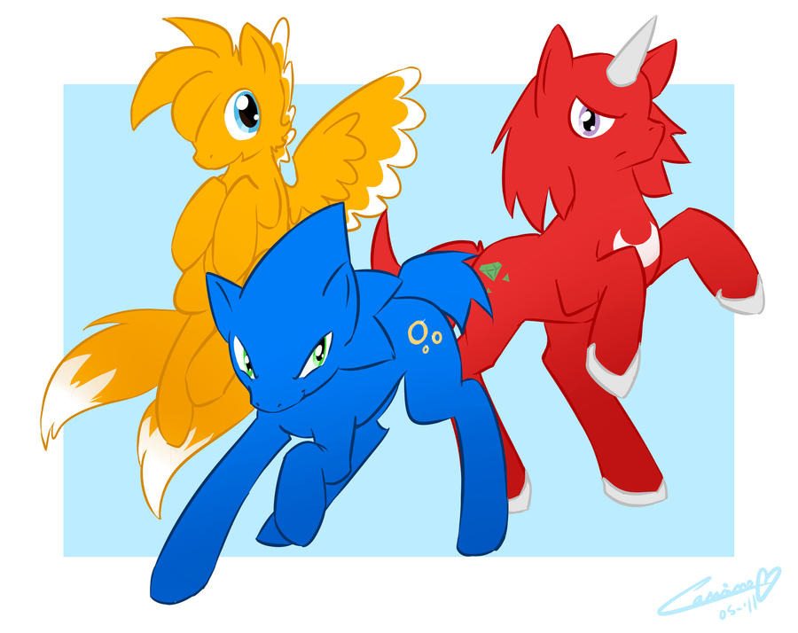 La Halle aux Avatars ! - Page 5 Mlp__speed_is_magic_by_caninelove-d3fdqk3