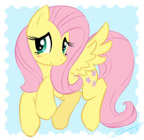 MLP FiM: Fluttershy by caninelove