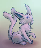 .:Espeon:. by caninelove