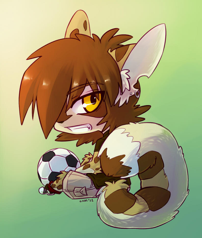 Chibi Tadeo by caninelove