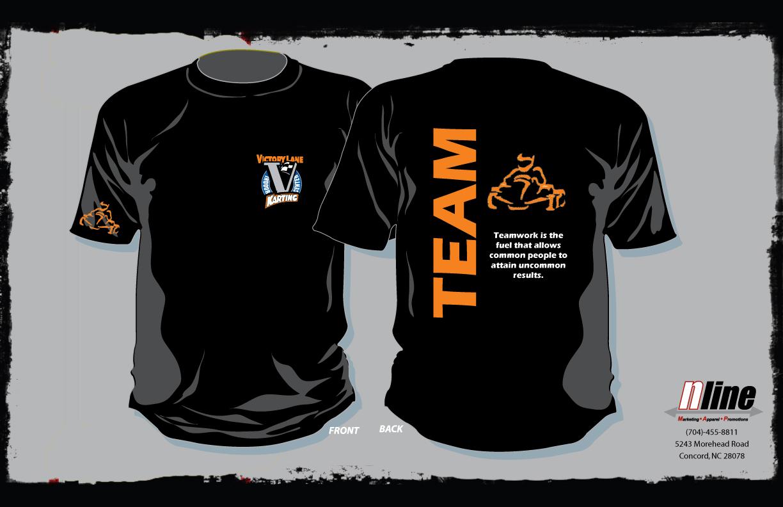 teamwork t shirts by midnightrd on deviantart