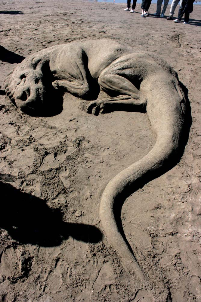 Sandy sculpture 4 by soheyl