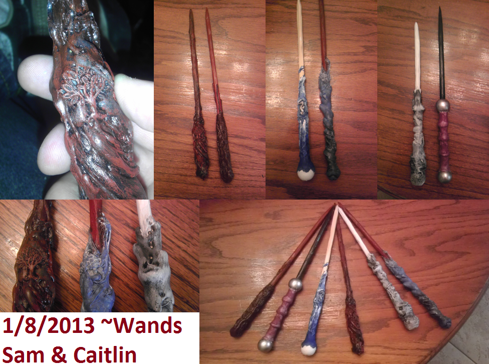 Harry Potter Wand Png Custom Harry Potter Wands by