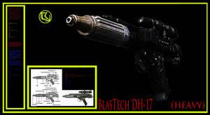 BlasTech DH-17 Heavy Rifle by rclarkjnr