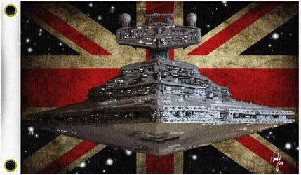 Empire Battle Flag by rclarkjnr