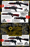 ClarkArms 4T7 VARIANT SALE