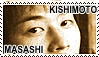 Masashi Kishimoto Stamp by Ayano27