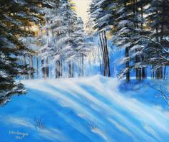 Winter ray