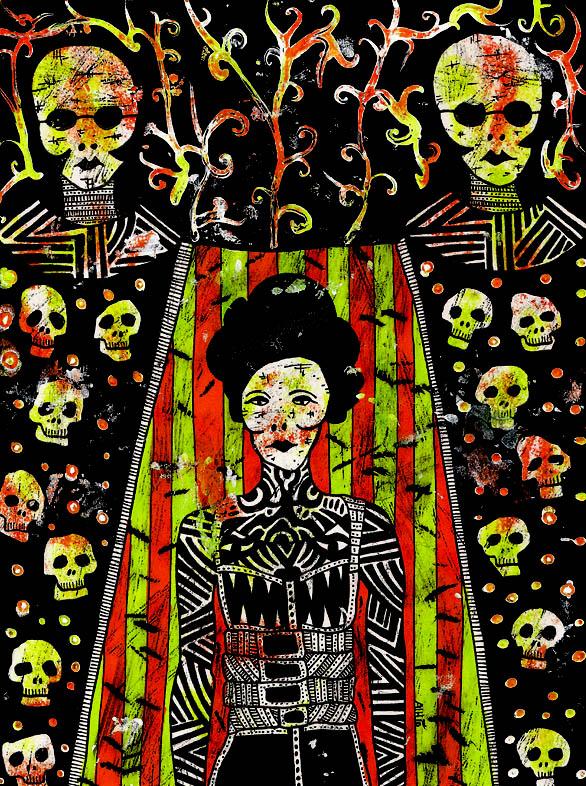 a dream of death by AllieHartley