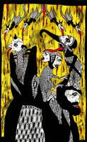 Hybrid Blasphemies by AllieHartley
