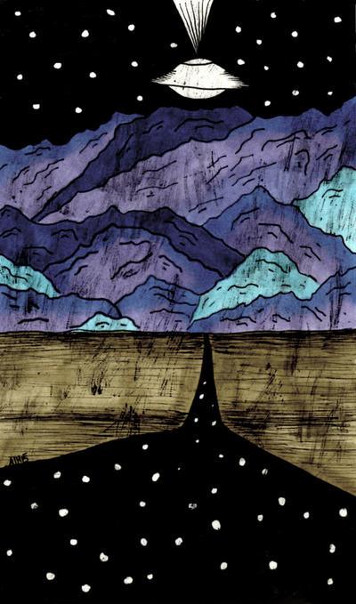 Extraterrestrial Highway by AllieHartley