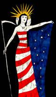 America by AllieHartley