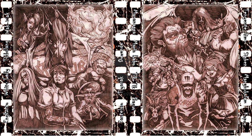 Creatures Hardcore 73