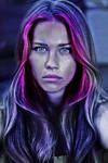 Purple by SoolArts