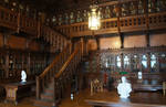 Gothic library 01