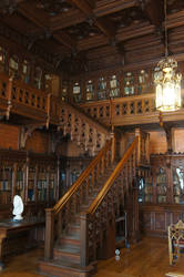 Gothic library 02
