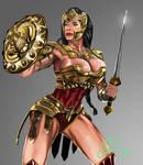 Injustice Wonder Woman Alternate Costume