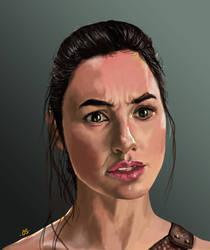 Diana from Themyscira by osx-mkx