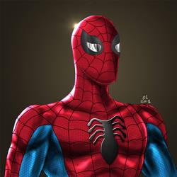Ditko Spider-man by osx-mkx