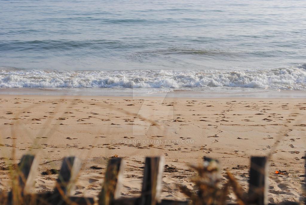 praia de faro portugal / faro beach by isikano