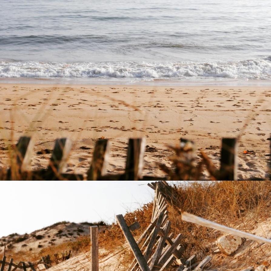 Faro beach by isikano