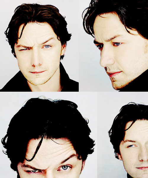 James McAvoy by vershadows