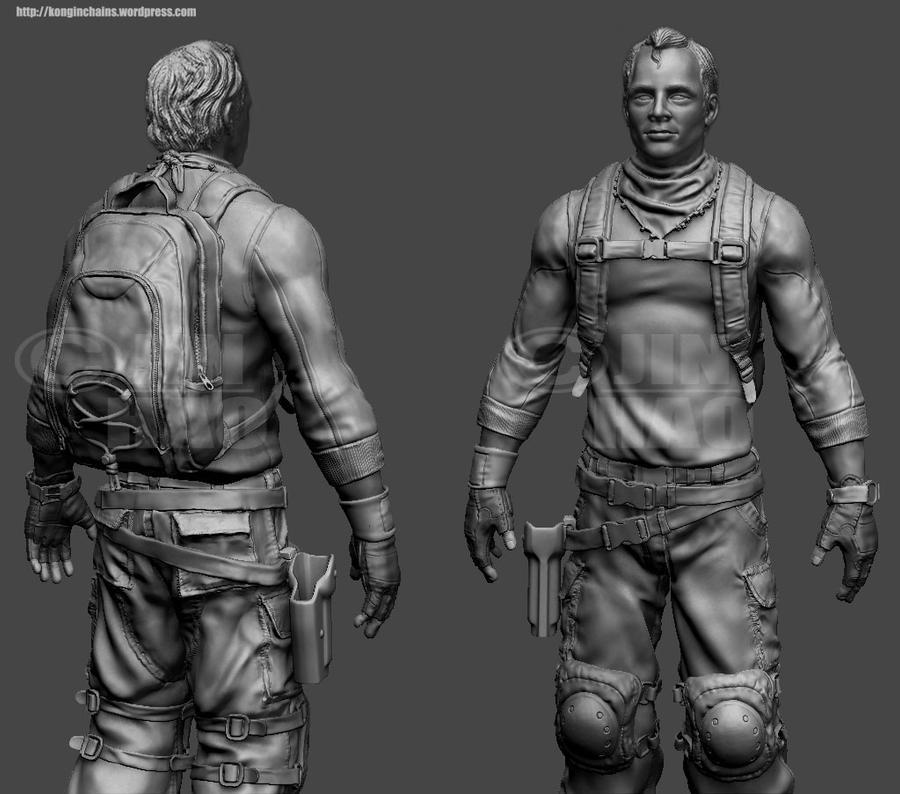 Mercenary Characters - Giant Bomb