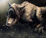 Rampaging Carnotaurus for 3D Print