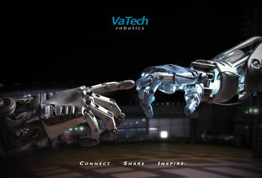 VaTech Robohand by konginchains