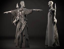 Wizard - Bard's Tale IV