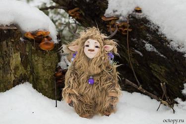 Forest Spirit Furrykami by Furrykami-creatures