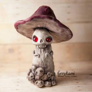 Deadly mushroom furrykami